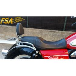 California 1400 Custom / Touring from 2013 ✓ Sissybar Hero-Becker avec porte paquet