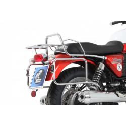 V7 Classic 2008-2011 ✓ Supports de valises chrome Hepco-Becker