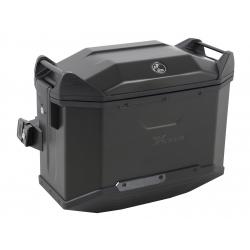 Bagagerie Hepco-Becker / Krauser ✓ Valise XCEED Noir 38 litres Gauche HEPCO-BECKER