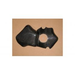 GSR 600 2006-2011 ✓ Protection carter alternateur+vilo carbone