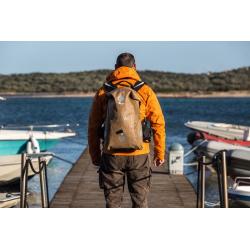 Bagagerie Amphibious ✓ RAPTOR 15L NOIR ET GRIS - AMPHIBIOUS
