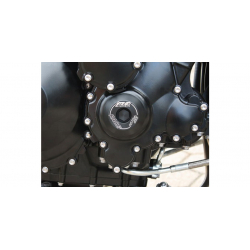 Speed Triple 1050 2006-2007 ✓ Protection carter droit