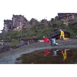 Bagagerie Amphibious ✓ OVERLAND LIGHT EVO 30L NOIR ET GRIS - AMPHIBIOUS