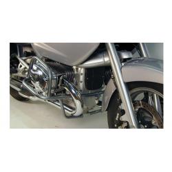 R 1200 CL 2002-2005 ✓ Pare cylindres Chrome Hepco-Becker