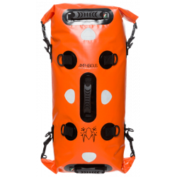Bagagerie Amphibious ✓ 2 OPEN TUBE 70L ORANGE - AMPHIBIOUS