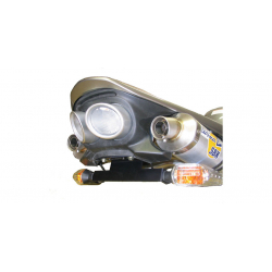 GSR 600 2006-2011 ✓ Support de plaque