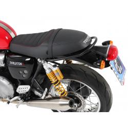 Thruxton 1200 / R à partir de 2016 ✓ Poignée de maintien Noir passager Hepco-Becker