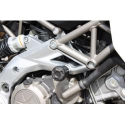 SL 750 Shiver 2007-2009 ✓ Roulettes de protection