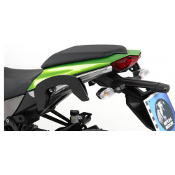 Z 1000 SX jusqu'à 2014 ✓ Supports sacoches Hepco-Becker type C-Bow