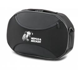 Bagagerie Hepco-Becker / Krauser ✓ Sacoches Street Noir HEPCO-BECKER
