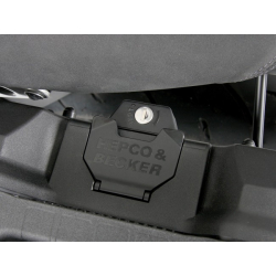 Bagagerie Hepco-Becker / Krauser ✓ Sacoches Orbit Noir Hepco-Becker - L'unité