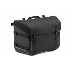 Bagagerie SW-Motech ✓ Sacoche latérale SYSBAG 30 avec platine d'adaptation Valise gauche
