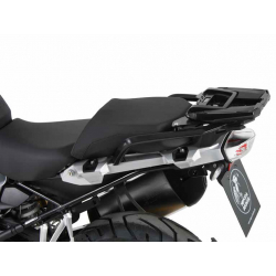 R 1250 GS à partir de 2018 ✓ Support de top case Easyrack noir Hepco-Becker