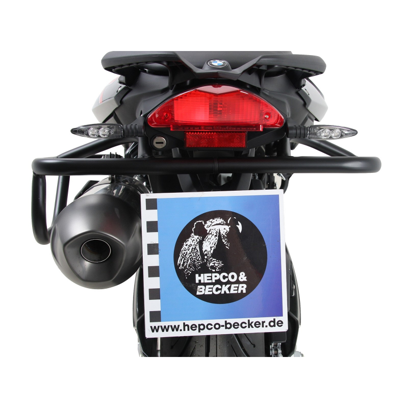 F 800 R from 2015 ✓ Protection arrière Moto Ecole Hepco-Becker BMW F 800 R 2015-