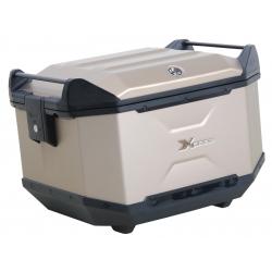 Bagagerie Hepco-Becker / Krauser ✓ Top case Xceed Titan 45 litres HEPCO-BECKER