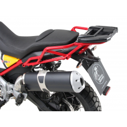V 85 TT à partir de 2019 ✓ Support de top case Easyrack Hepco-Becker