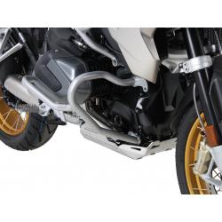 R 1250 GS à partir de 2018 ✓ Pare cylindres Hepco-Becker Argent