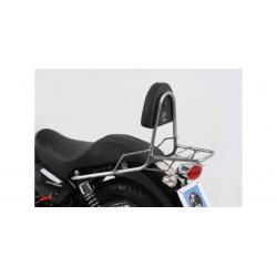 Nevada 750 Anniversario 2010-2011 ✓ Sissybars Hepco-Becker avec porte paquet