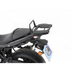 SV 650 X à partir de 2018 ✓ Support de top case Alurack Hepco-Becker