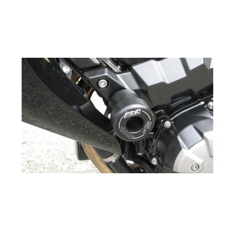 Z 1000 2008-2009 ✓ Roulettes de protection