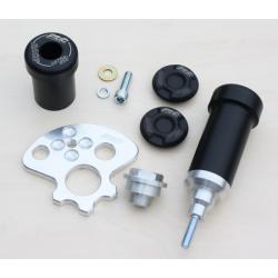 RSV Mille / Tuono jusqu'à 2008 ✓ Roulettes de protection (98-00)