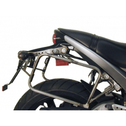 Lightning XB 12 2003-2009 ✓ Supports valises Hepco-Becker Lock it pour support de plaque d'origine