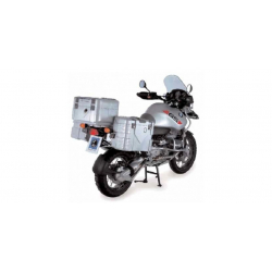 Bagagerie Hepco-Becker / Krauser ✓ Top case Gobi Alu Look 42 litres HEPCO-BECKER