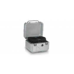 Bagagerie Hepco-Becker / Krauser ✓ Top case Gobi Black 42 litres HEPCO-BECKER
