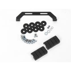 Bagagerie Hepco-Becker / Krauser ✓ Xtravel - Kit de montage pour supports de valises Cutout HEPCO-BECKER