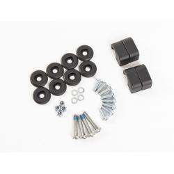 Bagagerie Hepco-Becker / Krauser ✓ Xtravel - Kit de montage pour supports de valises GIVI PL(R)XXXX / PL(R)XXXXCAM