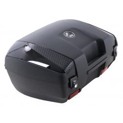 Bagagerie Hepco-Becker / Krauser ✓ Top case Junior Flash TC 55 (2 casques) Cover Black HEPCO-BECKER