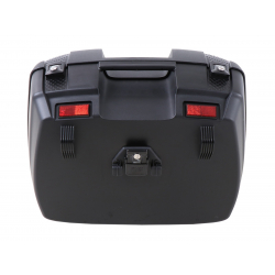 Bagagerie Hepco-Becker / Krauser ✓ Top case Junior Flash TC 55 (2 casques) Cover Black HEPCO-BECKER