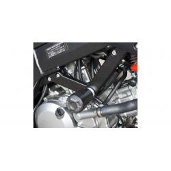 DL 650 V-Strom 2004-2011 ✓ Roulettes de protection