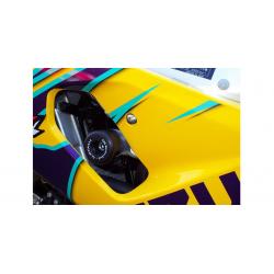 GSX-R 600 2001-2003 ✓ Roulettes de protection