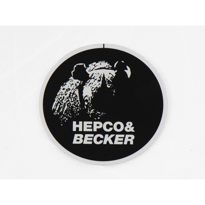 Bagagerie Hepco-Becker / Krauser ✓ Logo 60mm Hepco-Becker