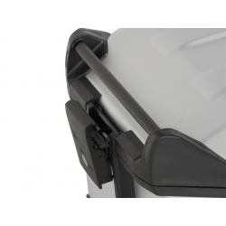 Bagagerie Hepco-Becker / Krauser ✓ Top case Xceed Alu 45 litres HEPCO-BECKER