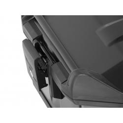 Bagagerie Hepco-Becker / Krauser ✓ Top case Xceed Noir 45 litres HEPCO-BECKER