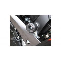 GSX-R 600 2008-2010 ✓ Roulettes de protection