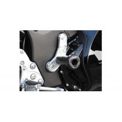 GSX 1300 R Hayabusa après 2008 ✓ Roulettes de protection