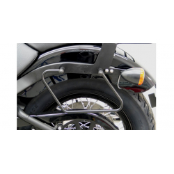 FXS 1584 Softail Blackline ✓ Ecarteurs de sacoches noir