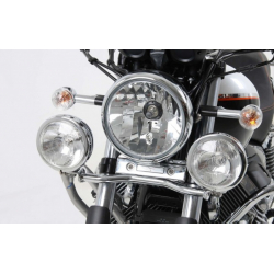 Nevada 750 Anniversario 2010-2011 ✓ Twin Lights Hepco-Becker