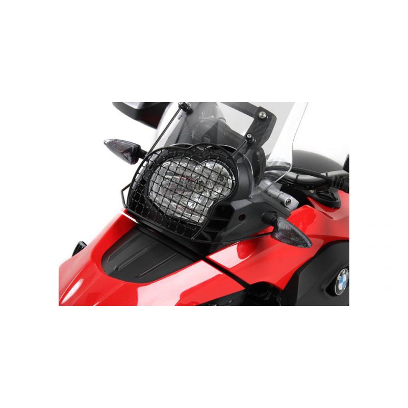 grille de phare moto bmw g650gs hepco becker freddy fsa. Black Bedroom Furniture Sets. Home Design Ideas