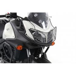 V-Strom 650 ABS (L2) / XT 2012-2016 ✓ Grille de protection de phare Hepco-Becker