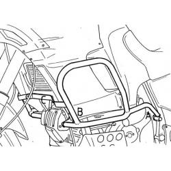 Elefant 900 i.e./GT 1993-1997 ✓ Pare carters Hepco-Becker