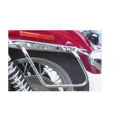 Sportster 833 Custom ✓ Ecarteurs de sacoches (-2003)