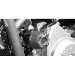 NC 700 X 2012-2013 ✓ Roulettes de protection (2012) boite automatique