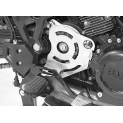 Nuda 900 from 2012 ✓ Protection pignon de sortie de boite Hepco-Becker