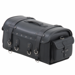 Bagagerie Hepco-Becker / Krauser ✓ Sacoche Cuir Buffalo Handbag HEPCO-BECKER