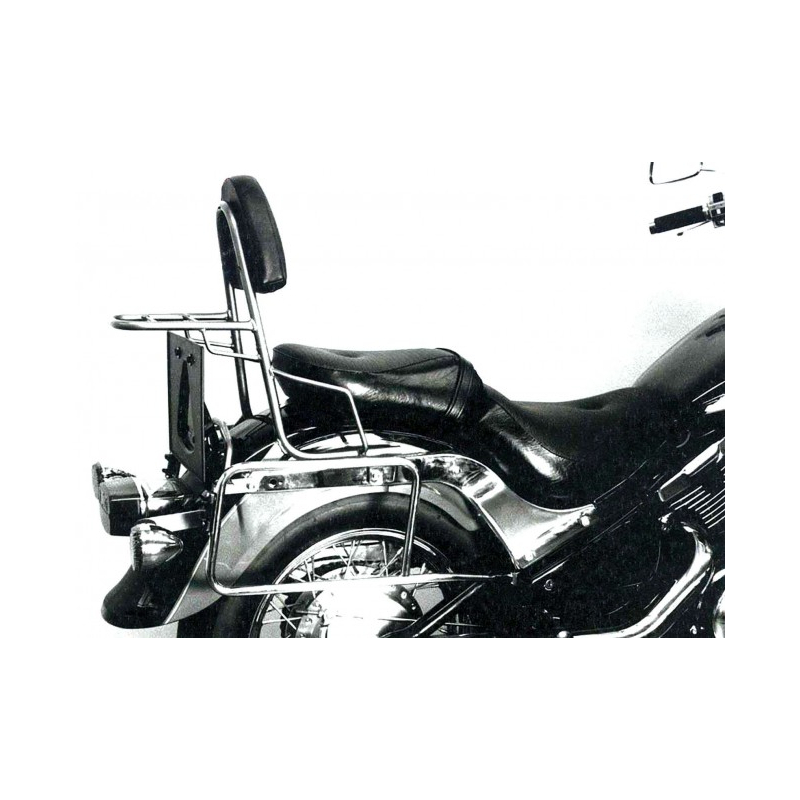 VN 800 Classic 2000-2005 ✓ Supports valises Hepco-Becker