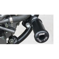 125 SM ✓ Roulettes de protection